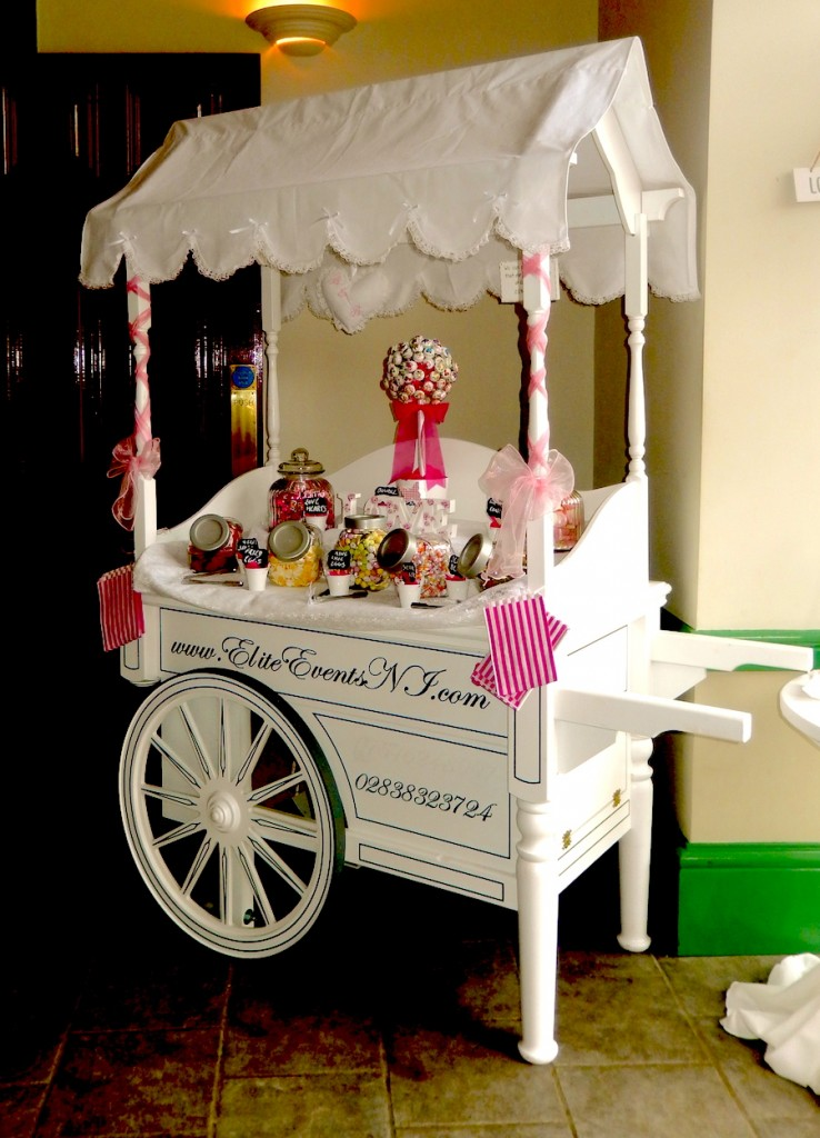 Candy Cart Hire Northern Ireland Wedding And Events