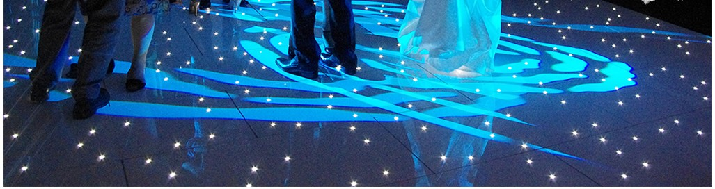 LED Dance Floor Hire Northern Ireland